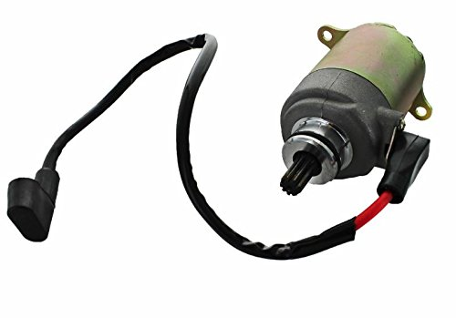- Motorcycle 125-150cc Engine Starter Motor for GY6 Scooter Engine for Go-kart Atv