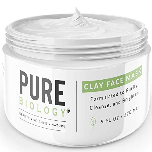 Premium Bentonite Clay Mask