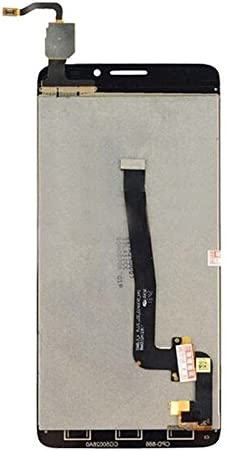 Durable Black Color : Black ZhiYuan LCD Screen and Digitizer Full Assembly for Alcatel One Touch Idol X+ // 6043 // 6043D