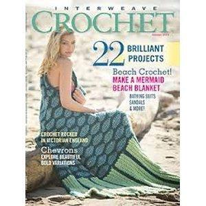 Interweave Crochet Magazine (Interweave Crochet (Magazine) Summer 2016)