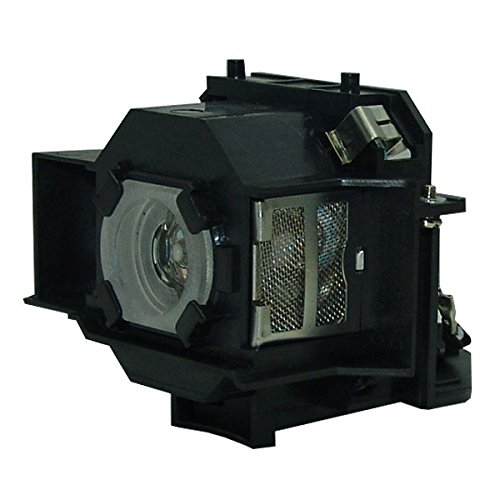 - ELPLP36 / V13H010L36 Complete Replacement Lamp Housing For Epson Projectors