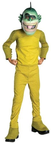 Costumes For All Occasions Ru883545Md Monster Vs Alien Missing Link ()