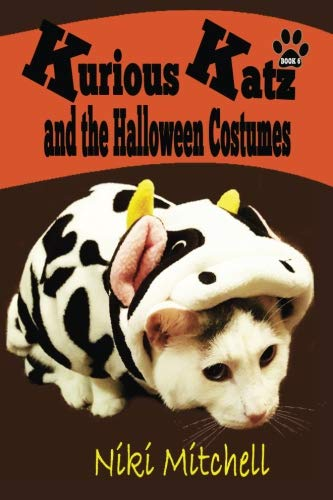 Kurious Katz and the Halloween Costumes (A Kitty Adventure for Kid and Cat Lovers) (Volume 6)]()