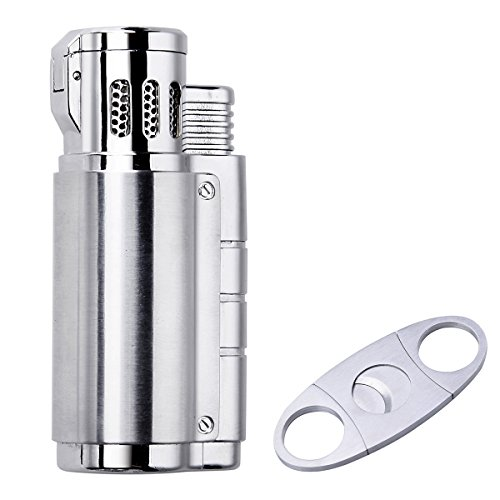 Silver Butane Torch - 1