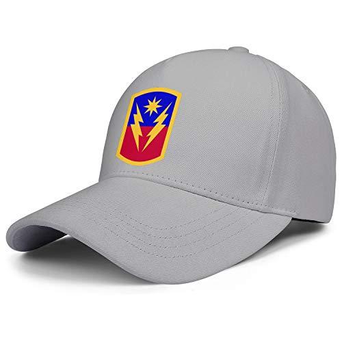 Gym Snapback Hat for Men 40th Infantry Brigade Combat Team Dad Hats for Men Baseball Cap Unisex Adjustable Ball Caps for Men