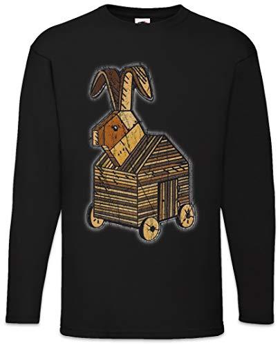 Trojan Rabbit Long Sleeve T-Shirt -