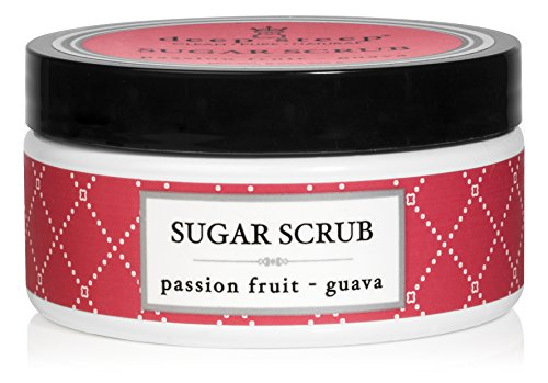 Deep Steep Sugar Scrub, Passion Fruit Guava, 8 (Coconut Passion Fruit)