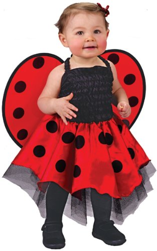Infant Lady Bug Costume (Lady Bug Custome)
