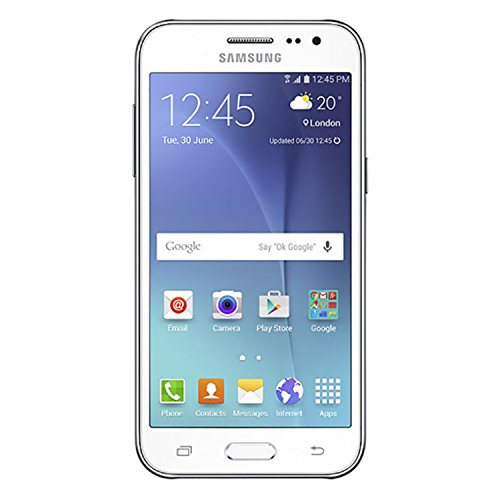 Samsung Galaxy J2 J200m 8Gb Unlocked Gsm 4G Lte Quad Core Android Smartphone W  5Mp Camera   White  International Version