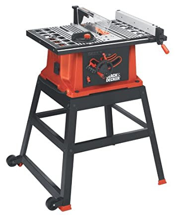 Black decker bdts200 15 amp table saw with stand and wheels black decker bdts200 15 amp table saw with stand and wheels greentooth Gallery