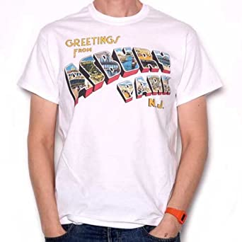 Greetings from asbury park t shirt by old skool hooligans full greetings from asbury park t shirt by old skool hooligans full colour as used by m4hsunfo Gallery