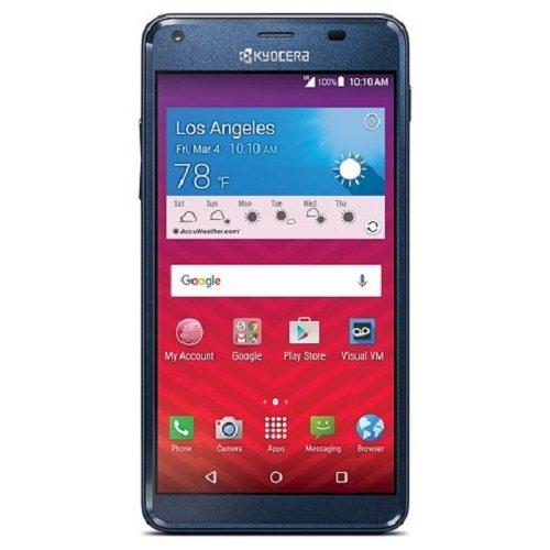 Kyocera KYC6743AVB Virgin Mobile Smartphone