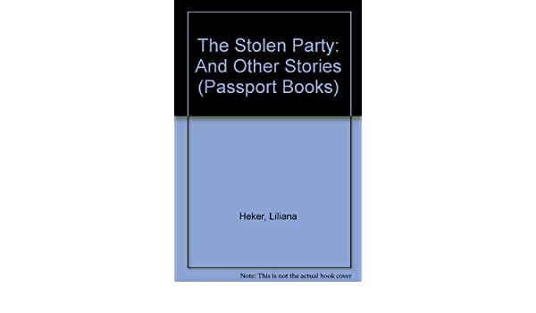 the stolen party and other stories