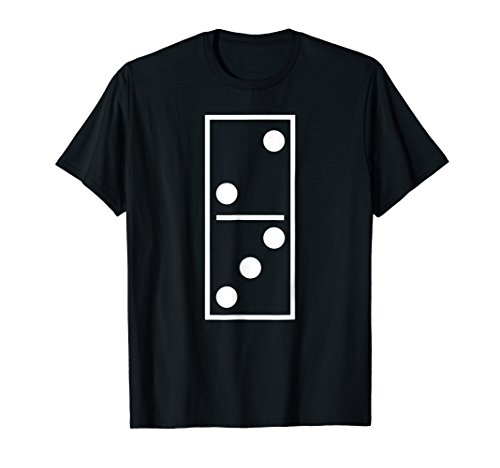 Dominoes Game 2-3 T Shirt Halloween Costume Family Matching for $<!--$12.99-->