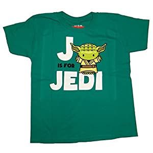 Star Wars J is for Jedi Toddler/Juvy T-Shirt