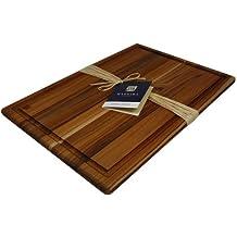 Madeira Provo Teak Edge-Grain Carving Board, Extra Large