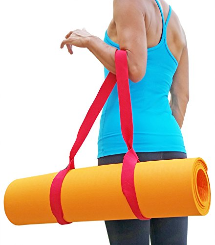 ★lowest Price★clever Yoga X Long Mat Strap Sling Made With