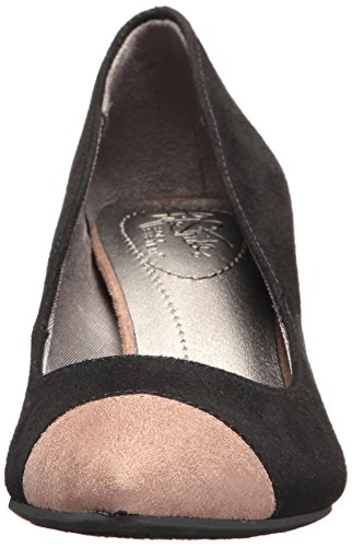Lifestride Womens Molly Dress Pump Nero Fungo