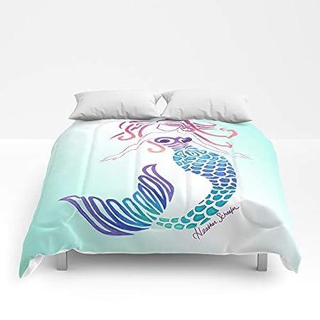41BbwKVJUgL._SS450_ Mermaid Bedding Sets and Mermaid Comforter Sets