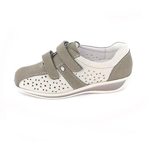 Ara Donna Meran Velcro Sneaker pu 30387 Forata 8qrdT8WOn