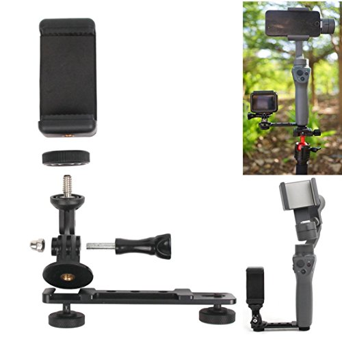 Price comparison product image Rucan For DJI Osmo Mobile 2 Handheld 3Axis Gimbal Stabilizer Holder Smartphone Camera