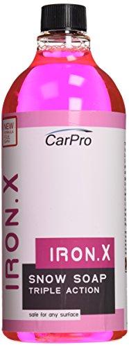 (CarPro Iron X Snow Soap 1)