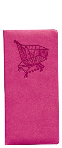 UPC 061152784262, Pierre Belvedere Grocery Pocket To-Do List, Padded Cover, Pink (270530)