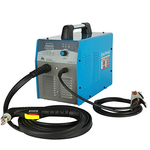 EpicWeld 35 Amp 240V Plasma Cutter with Built-in Air Compressor