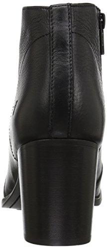 Women's Short Boot FRYE Black Nora Ankle Zip TqA8wv