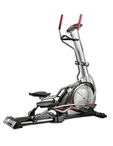 Bicicleta eliptica fitness para cardio, diseño roadster, gran pantalla inteligente, 10 modos de