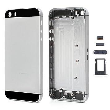 iPhone 5S back carcasa, fogeek Full Metal carcasa Back Cover ...