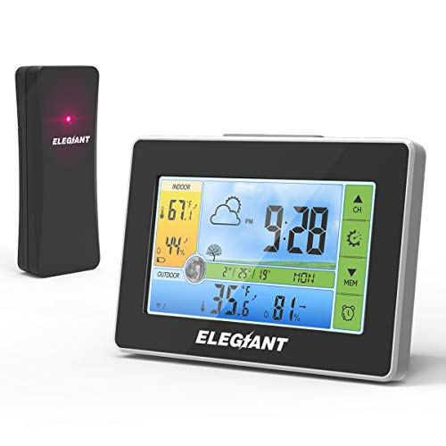 ELEGIANT Wireless Weather Station