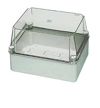 Abb-entrelec 1sl0884a00 - Caja ip65 310x240x110mm con tapa alta ...