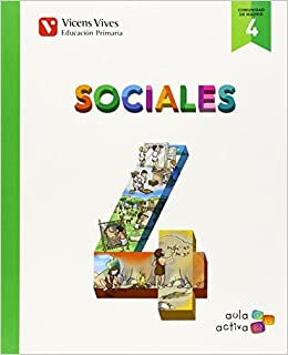 Sociales 4 Madrid (aula Activa) - 9788468228921: Amazon.es: Garcia Sebastian, Margarita, Gatell Arimont, Cristina: Libros