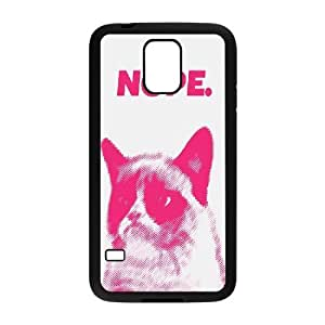 Nope Design Unique Customized Hard Case Cover for SamSung Galaxy S5 I9600, Nope Galaxy S5 I9600 Cover Case