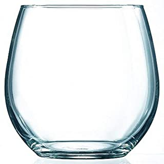 Arc International Luminarc Cachet/Perfection Stemless Wine Glass, 21-Ounce, Set of 6 (B005KPGEPK) | Amazon price tracker / tracking, Amazon price history charts, Amazon price watches, Amazon price drop alerts