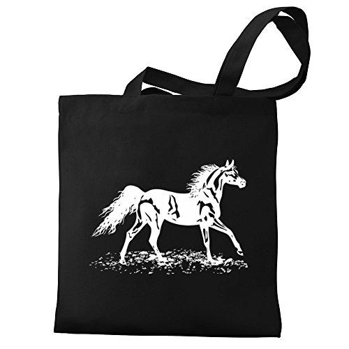 sketch sketch Eddany Bag Eddany Tote Canvas Horse Horse Tote Canvas Bag qHwT0xOtO