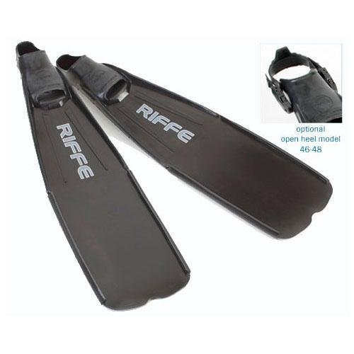 Riffe Silent Hunter Freediving Fins (43-45 (9-11))