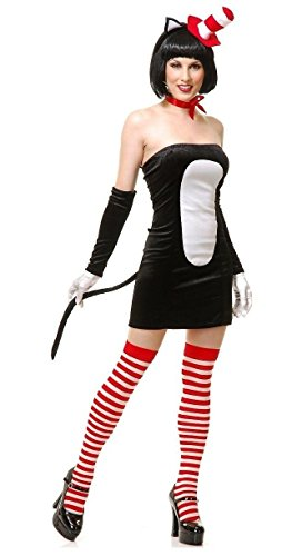 Sexy Kitty Cat Adult Costume - (Sexy Kitty Cat Adult Costumes)