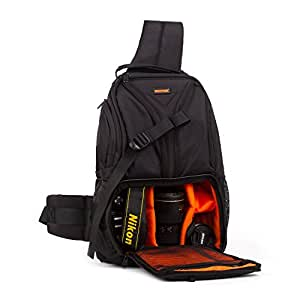 Amazon.com : G-raphy Camera Sling Backpack Camera bag for