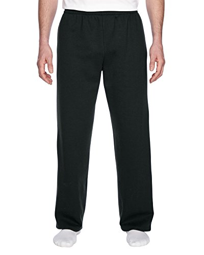 Fruit-of-the-Loom-Mens-Elastic-Bottom-Sweatpant