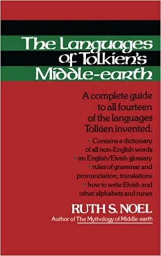 The Languages of Tolkiens Middleearth