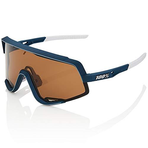 100% Glendale Sunglasses Soft Tact Raw-Bronze Lens, One Size - Men's -