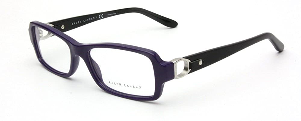 9cbe06caa9a7 Amazon.com: Ralph Lauren RL6107Q Eyeglasses-5412 Violet-53mm: Shoes