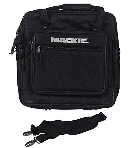 - New Mackie DFX6/ProFX8 Soft Mixer Travel Bag/Case With Shoulder Strap