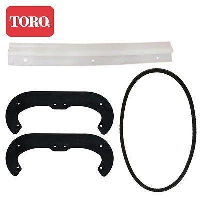 (117-7700 KIT Toro 180 Power Clear Snowthrower Paddles, Belt, & Scraper)