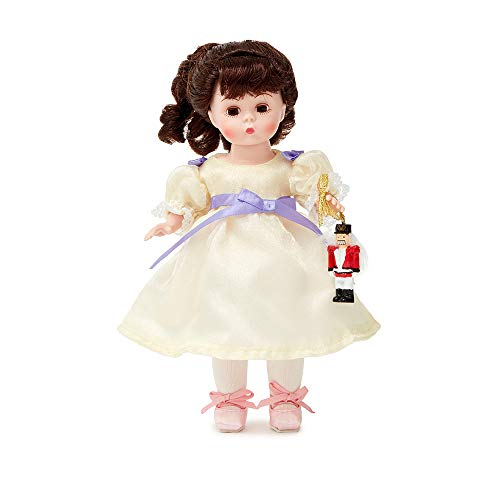 Madame Alexander Collectible Dolls - Madame Alexander Clara in The Nutcracker Collectable Doll, Multicolor