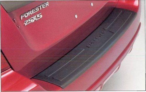 Genuine 2003-2008 Subaru Forester Rear Bumper Protector by Subaru