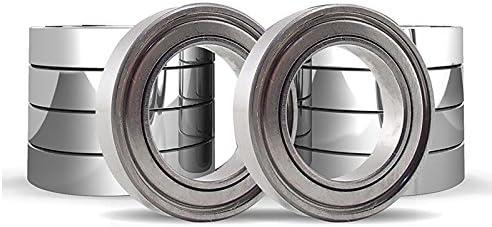 TOOGOO(R) 10 Pack - MF105-ZZ (5 x 10 x 4 mm) Flanged Ball Bearing - - Amazon .com