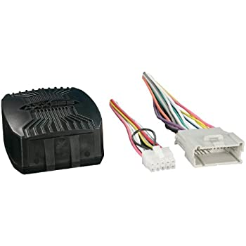 amazon com metra gmos onstar interface for gm systems car axxess gmrc 02 non amplified non onstar interface harness for select 2000 2005 gm vehicles